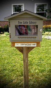 Little Free Libraries in Kitchener-Waterloo!