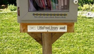 Little Free Library Kitchener