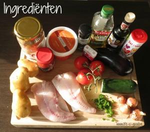 ingrediënten zeeduivel