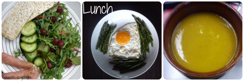 lunch week 6 7