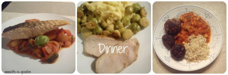 dinner paleo week 10 11