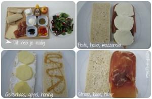 snelle panini recepten