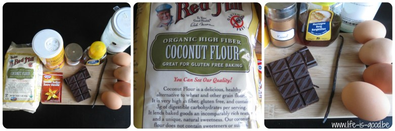 recept kokosmeel koekjes