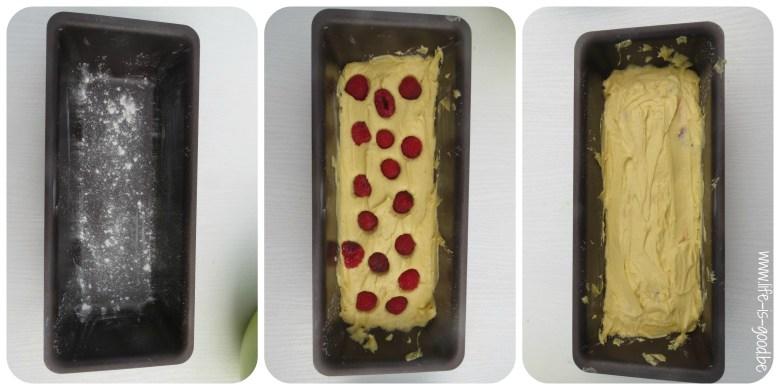 vier vierden cake