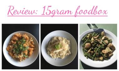15gram foodbox test ervaring