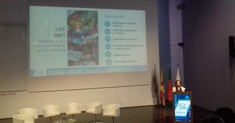 LIFE PAYT Project is a reference in Circular Economy at the IPC2Society conference