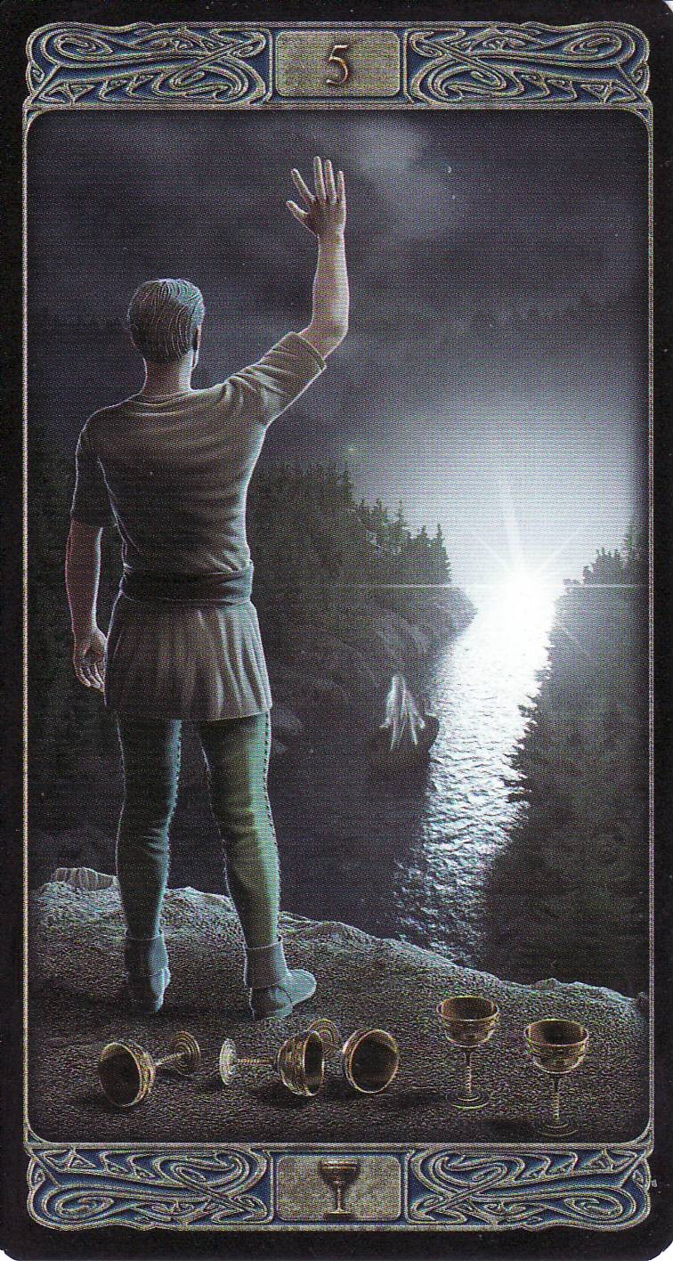 Today's Tarot: Dealing With Disappointment