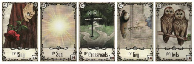 finding my voice-lenormand reading