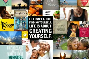 3 Styles for a Vision Board
