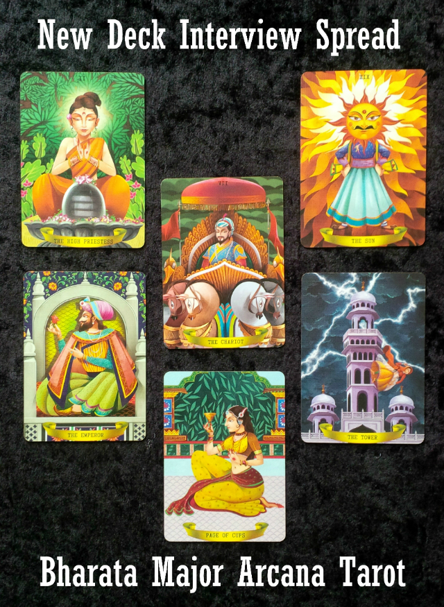 Bonding with Your Oracle: The New Deck Interview Reading