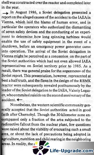 Main Scientific Reports - 1996