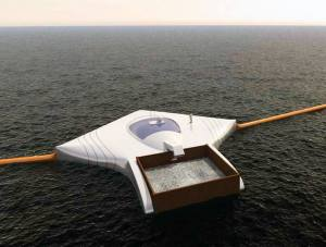 01-Ocean Cleanup Array That Could Remove Tons Of Plastic From the World's Oceans