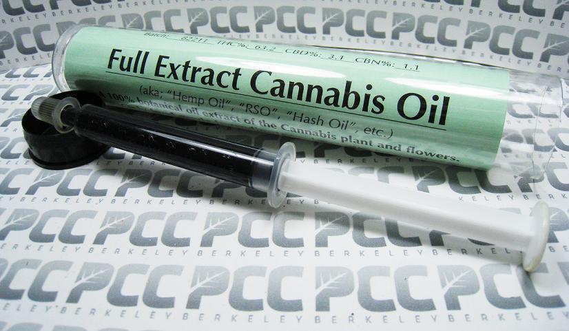 Full Extract Cannabis Oil