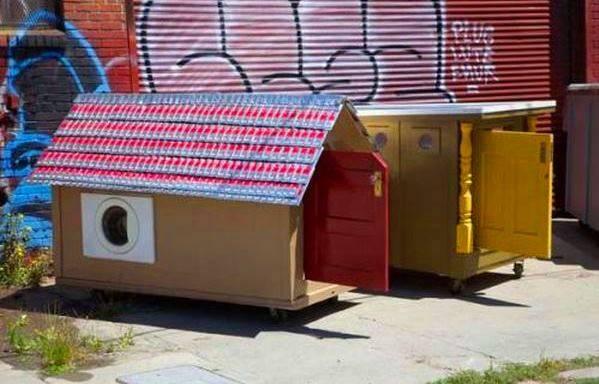 houses for homeless