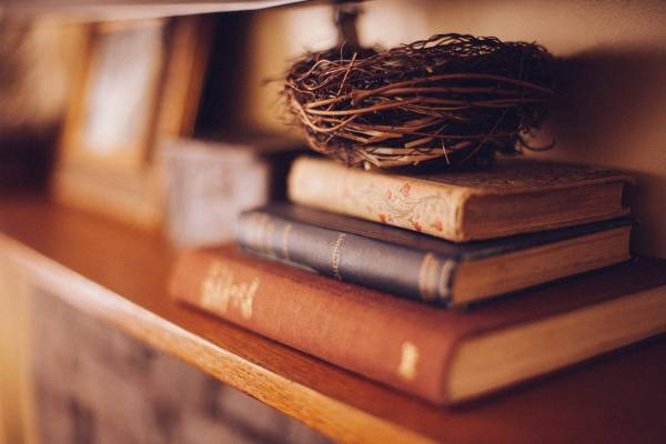 7 books that changed my life.