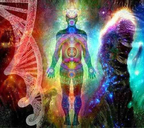physical ascension - dna activation