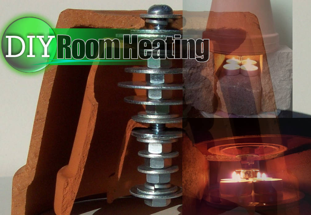 DIY Room Heating