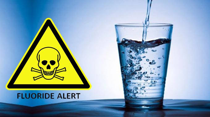 Fluoridating Water