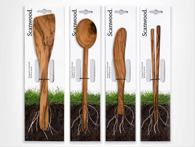 06-Sustainable Wooden Kitchen Tools-Clever Product Packages