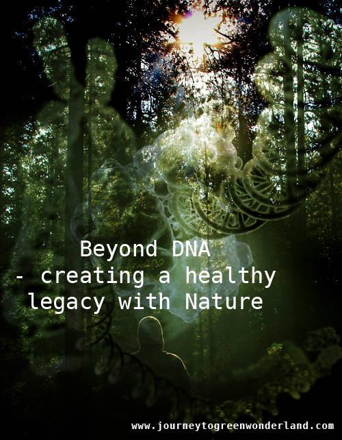 DNA Repair with nature
