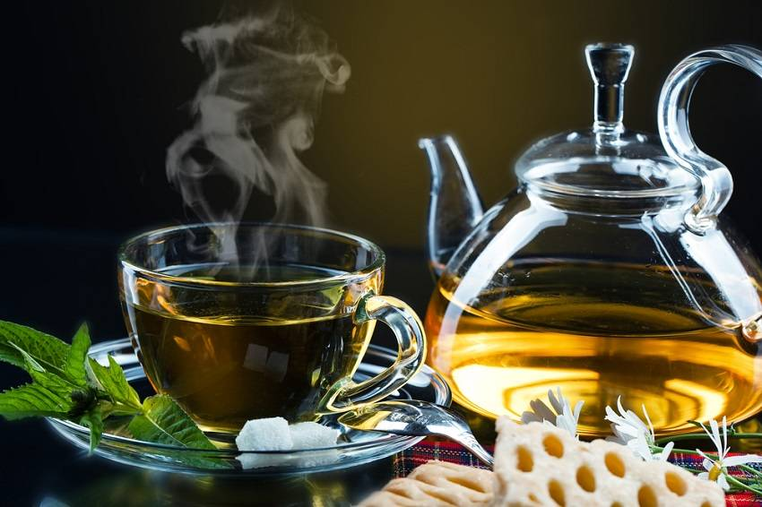Teas for Weight Loss and a Healthy You