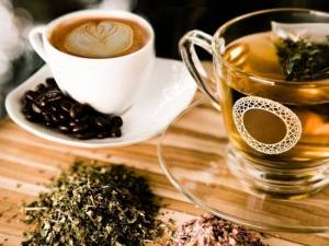 Health Benefits of Tea and Coffee