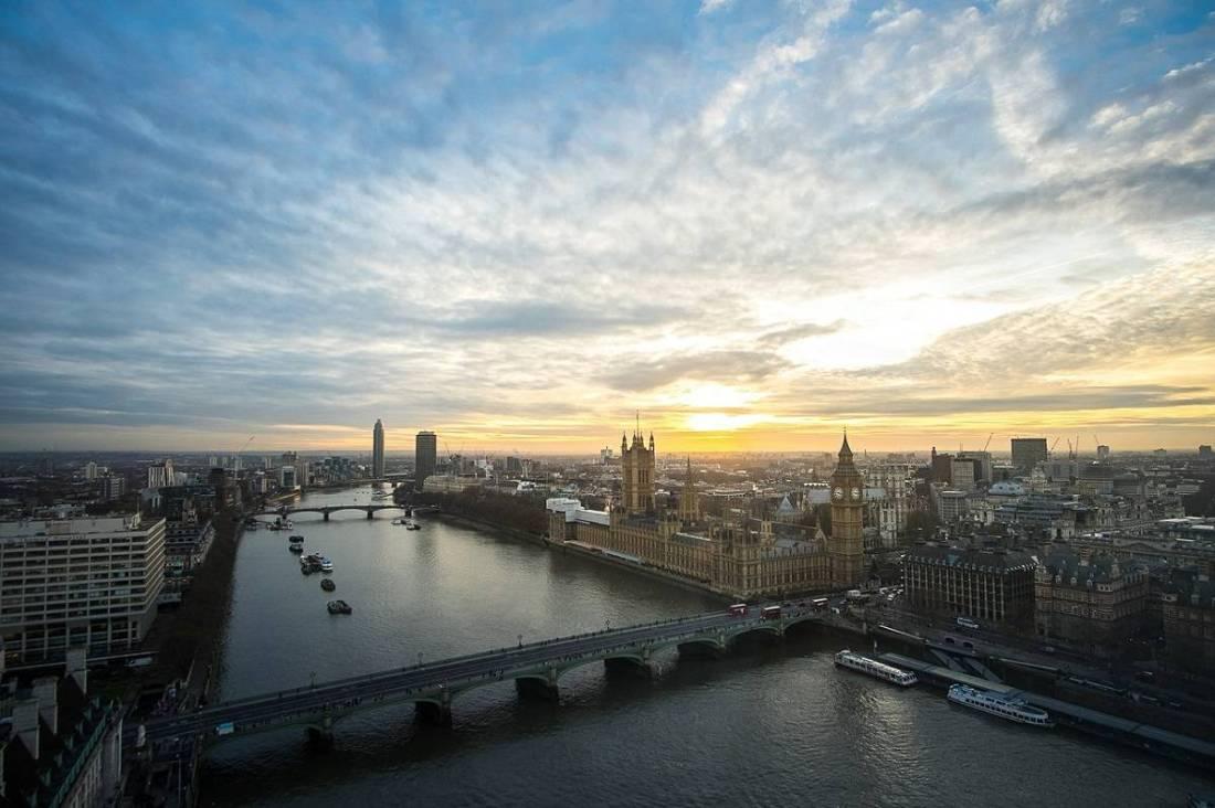 Magnificent Sunsets London, United Kingdom