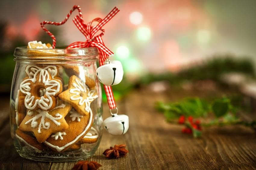 10. Homemade Cookies