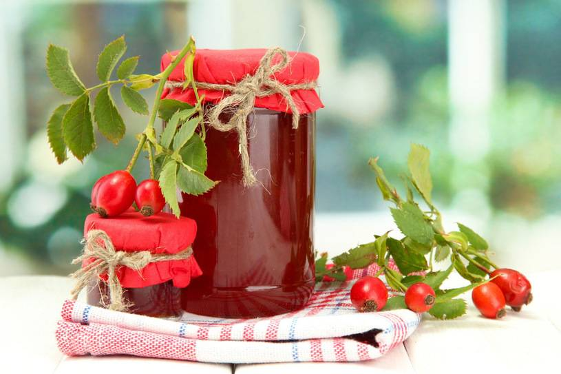 7. Jams and chutney