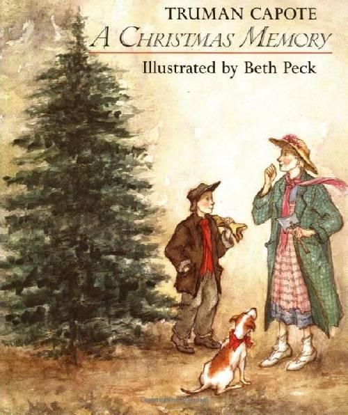 christmas books A Christmas Memory Book