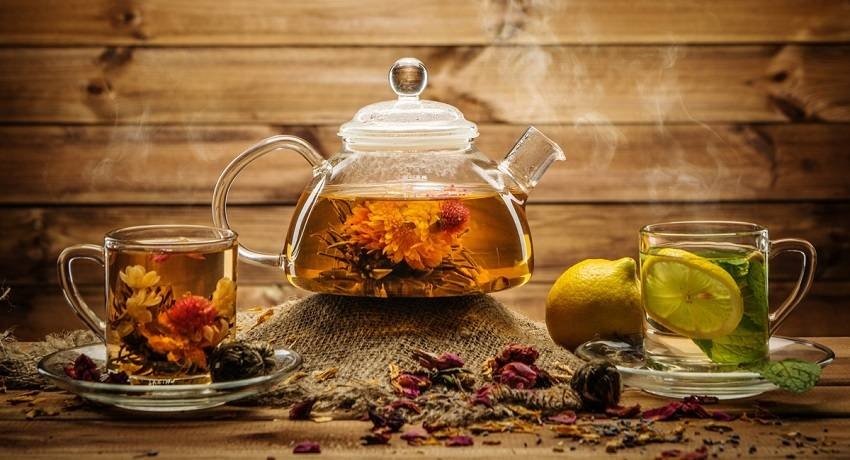 Healing Herbal Teas for Any Ailment