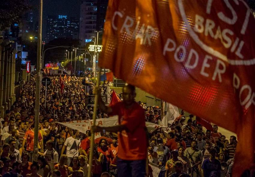 Sao Paulo Fighting Against Water Crisis