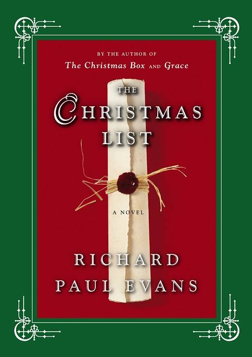 christmas books The Christmas List Book
