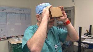 Google Cardboard Saves Babys Life