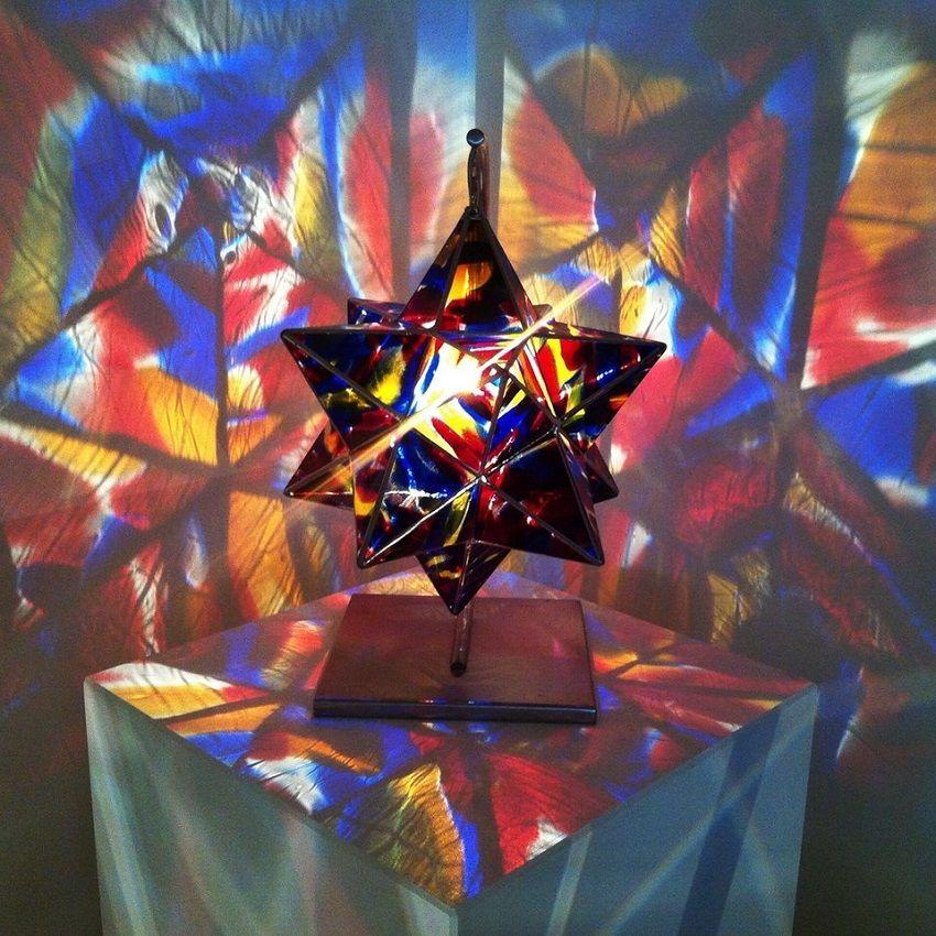 3 Glass Lamps-Zakay Glass