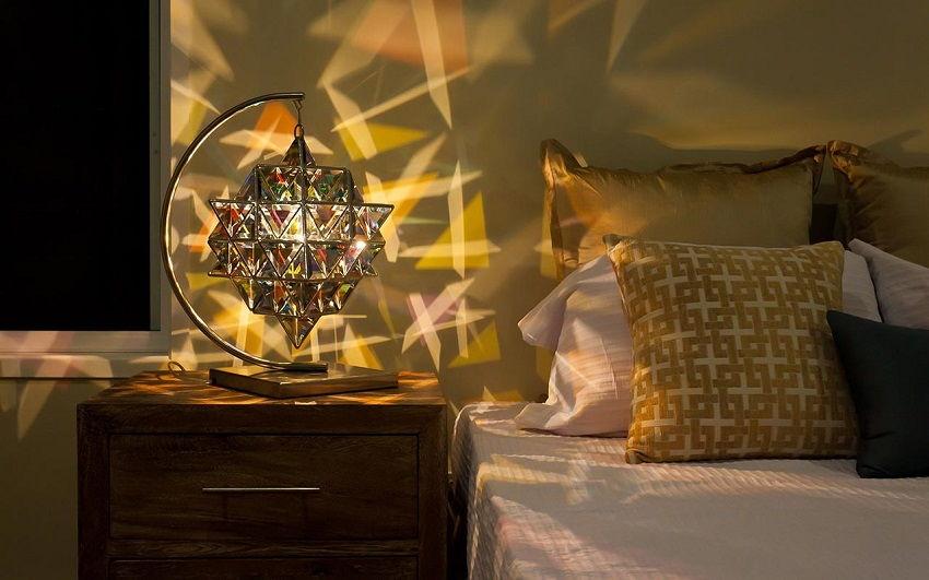 8 Glass Lamps-Zakay Glass