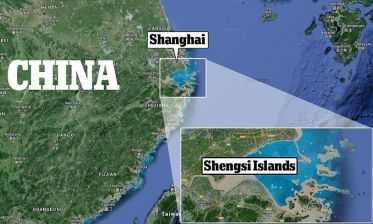 01-Shengshan Island