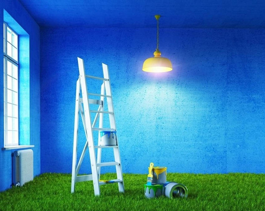 Genius Spots for Accent Paint in Your Home