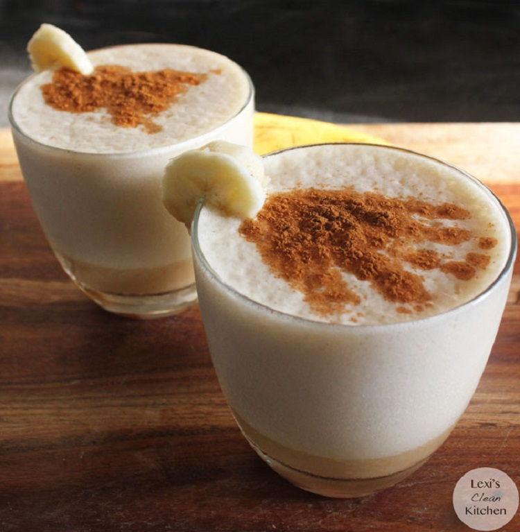 Make Banana Cinnamon Tea