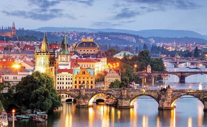8. Prague - Czech Republic