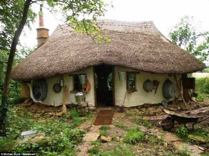 Eco Friendly Cob House