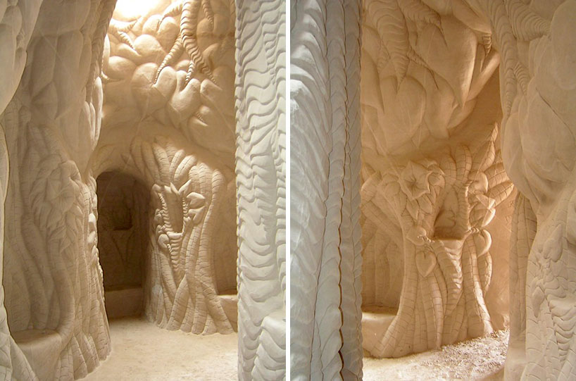 Ra Paulette Luminous Caves 1