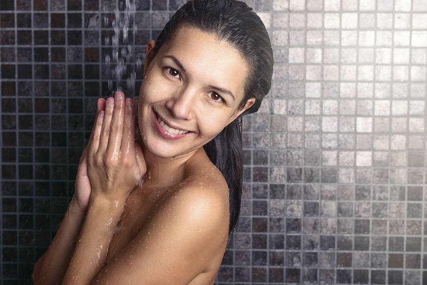 Taking a Shower Every Day