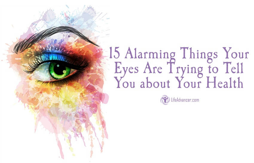 Things Your Eyes Are Trying to Tell You