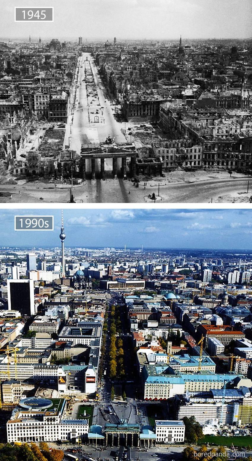 World's largest cities - Berlin