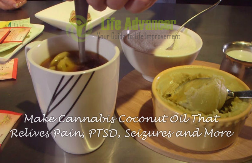 Make Cannabis Coconut Oil