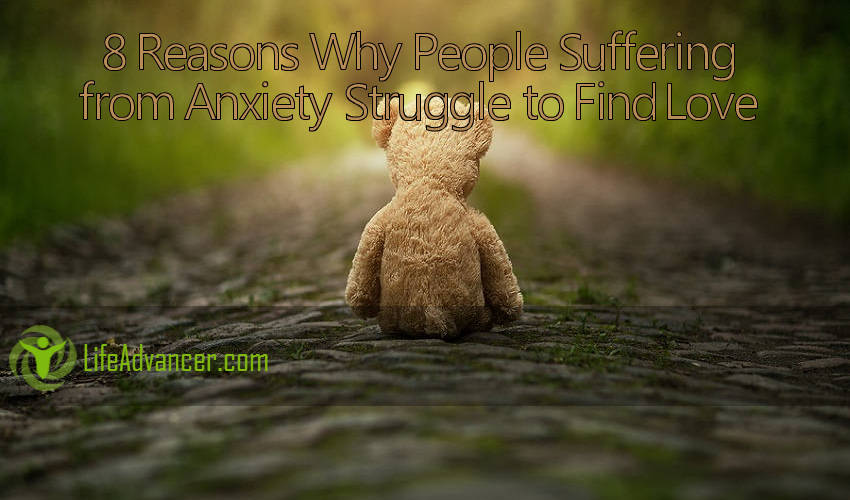People Suffering from Anxiety Struggle Find Love