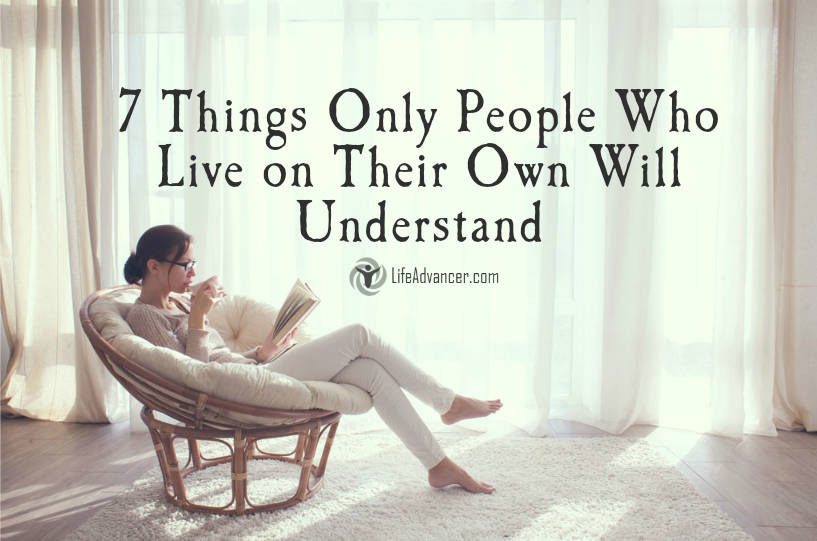 Things Understand You Live on Your Own
