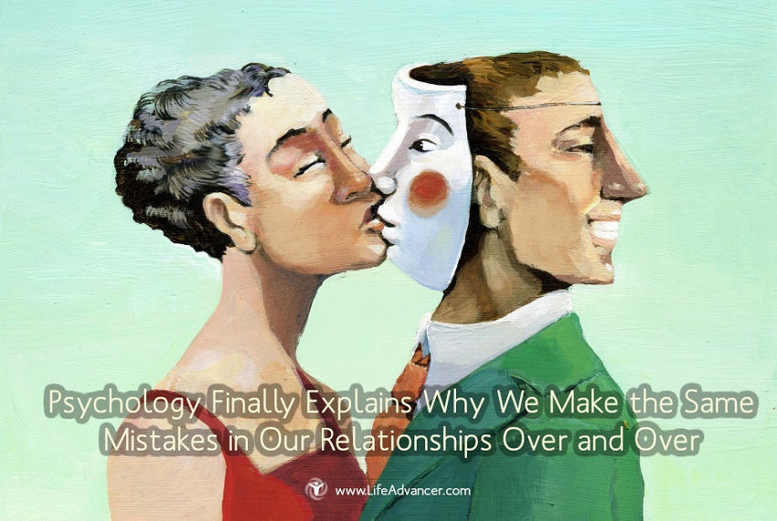 Psychology Explains Why We Make Same Mistakes Relationships