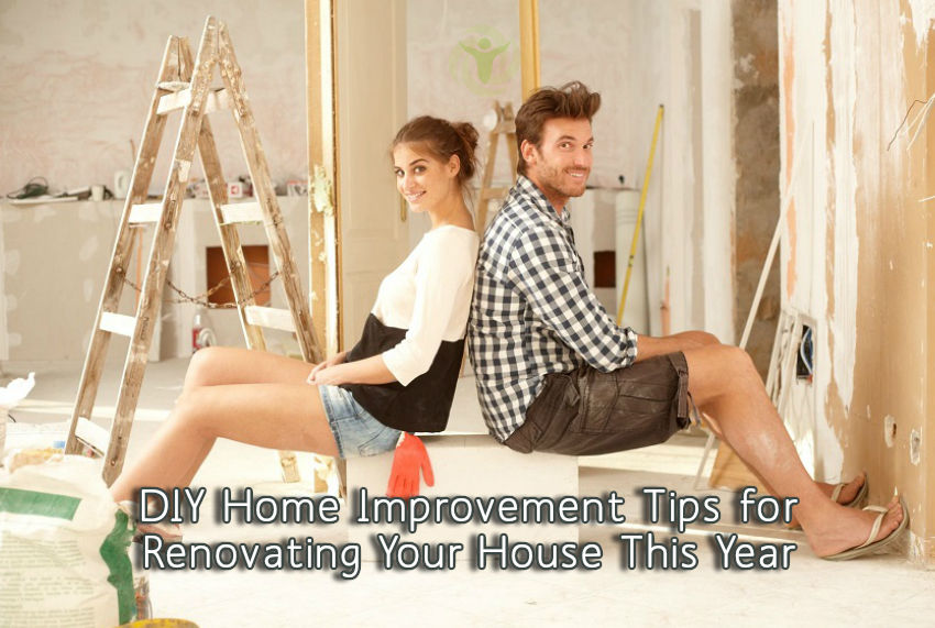DIY Home Improvement Tips for Renovating Your House This Year